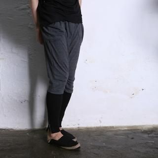 Buy REENO Ribbed Calf Harem Pants 1022823638