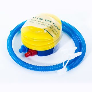 Image of Air Pump for Swim Ring Yellow - One Size