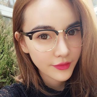 Half-Frame Glasses 1052807703