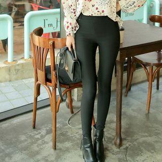 Plain Leggings Pants 1053976151