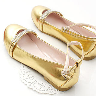 Picture of KAWO Rhinestone Metallic Flats 1022774838 (Flat Shoes, KAWO Shoes, China Shoes, Womens Shoes, Womens Flat Shoes)