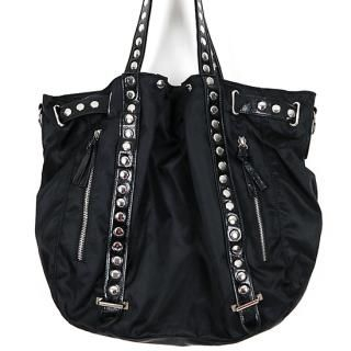 Picture of REDOPIN Studded Tote 1022870502 (REDOPIN, Tote Bags, Korea Bags, Womens Bags, Womens Tote Bags)