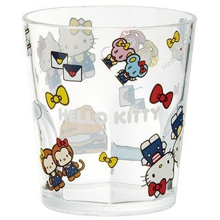 Hello Kitty Clear Plastic Cup 1064292753