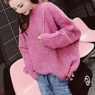 Image of M lange Oversized Sweater