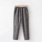 Tweed Harem Pants 1596