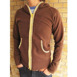 Buy Lens Concave Whip-Stitch Hoodie 1022250074