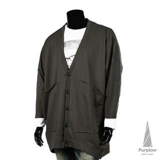 Buy Purplow Loose Fit V Neck Cardigan 1021501139
