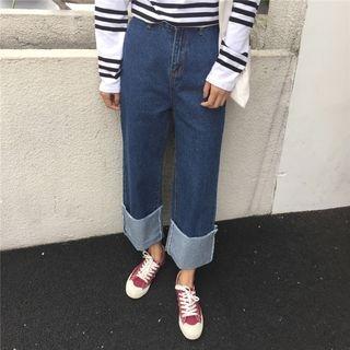 Wide Leg Jeans 1053920339
