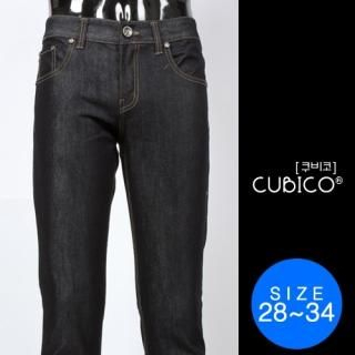 Picture of CUBICO Straight-Fit Jeans 1022291474 (CUBICO, Mens Denim, Korea)