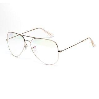Aviator Frame Glasses 1058306142