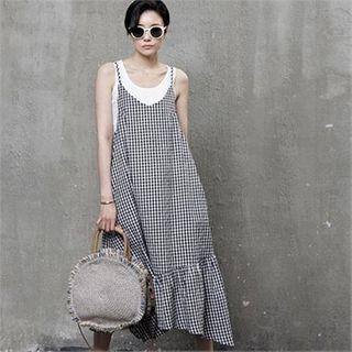 Black | Dress | Long | Size | One