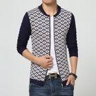 Zip Knit Jacket 1596