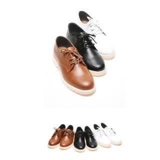 Picture of Portfranc Faux-Leather Oxfords 1022392212 (Other Shoes, Portfranc Shoes, Korea Shoes, Mens Shoes, Other Mens Shoes)