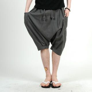 Picture of deepstyle Harem Pants 1022675815 (deepstyle, Mens Pants, Korea)