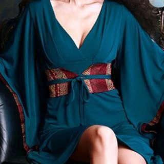 Buy Nabi V-Neck Kimono Sleeve Dress 1022195069
