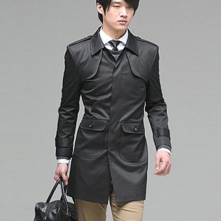 Buy STYLEHOMME Trench Coat 1021564138