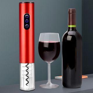 Rechargeable | Bottle | Wine | Open