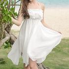 Set: Frilled Bikini + Dress 1596