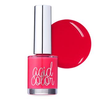 Polish | Color | Acid | Nail | Pink