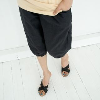 Picture of Cookie 7 Cropped Pants 1022835593 (Cookie 7 Apparel, Womens Pants, South Korea Apparel)
