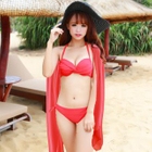 Set: Twist Bikini + Cover-Up 1596