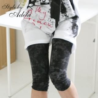 Picture of Adela Shop Cropped Leggings 1022909533 (Womens Cropped Pants, Adela Shop Pants, South Korea Pants)