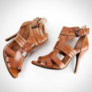 Buy MALL-LA Faux Leather Sandals 1022846078