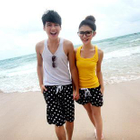Couple Print Shorts от YesStyle.com INT