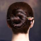Dangle Wooden Hair Stick 1596