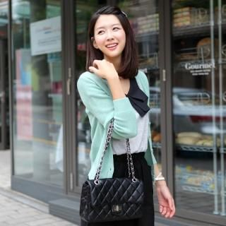 Buy Celli Girl V-Neck Knit Cardigan 1023010294