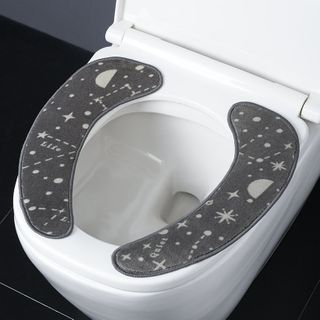 Flannel   Toilet   Cover   Seat