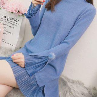 Chiffon | Sweater | Dress | Mini