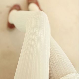 Ribbed Tights 1056549513
