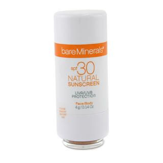 BareMinerals Natural Sunscreen SPF 30 For Face and Body - Medium