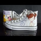 Royalty High-Top Canvas Sneakers от YesStyle.com INT