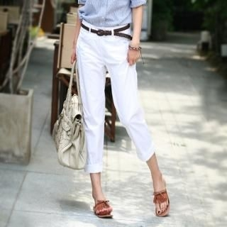 Picture of Jean Stone Cropped Pants 1022862144 (Jean Stone Apparel, Womens Pants, South Korea Apparel)