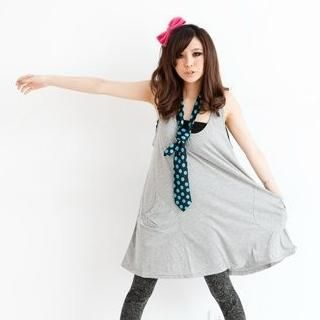 Picture of ZOO Oversized Vest Dress 1022893519 (ZOO Dresses, Womens Dresses, Taiwan Dresses)