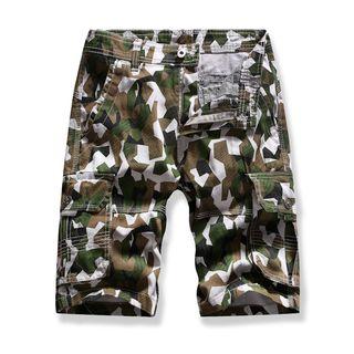 Camouflage | Cargo | Short