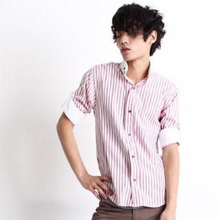 Buy SERUSH Striped Shirt 1022793342