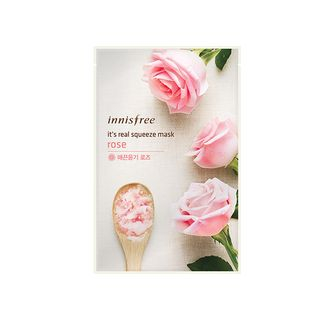 Its Real Squeeze Mask (Rose) 1pc