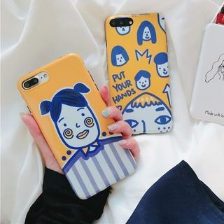 Printed iphone 6 / 6 Plus / 7 / 7 Plus Case 1061706982