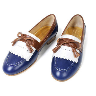 Picture of deepstyle Handmade Loafer 1022877199 (Loafer Shoes, deepstyle Shoes, Korea Shoes, Mens Shoes, Mens Loafer Shoes)