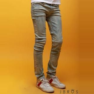 Buy JBROS Washed Skinny Jeans 1022960375