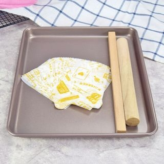Set of 4: Oven Pan + Rolling