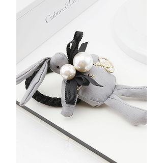 Bunny-Doll Elastic Hair Tie 1060419664