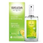 Weleda - Citrus Spray Deodorant 3.4 oz 3.4oz / 100ml 1596