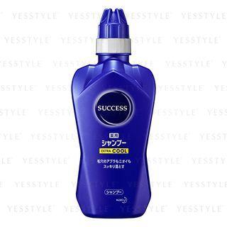 Kao - Success Medicated Shampoo (Extra Cool) 380ml 1059986007