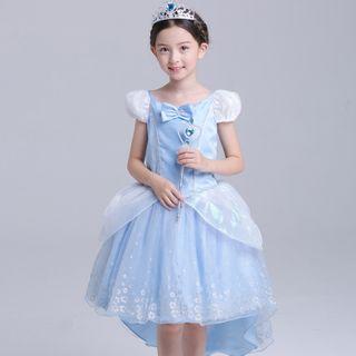 Princess   Costume   Dress   Kid