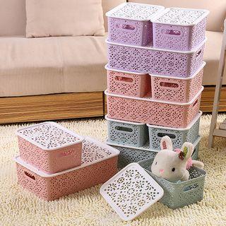 Image of Cutout Storage Box