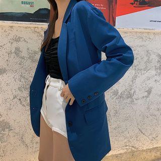 Blazer | Neon | Blue | Size | One